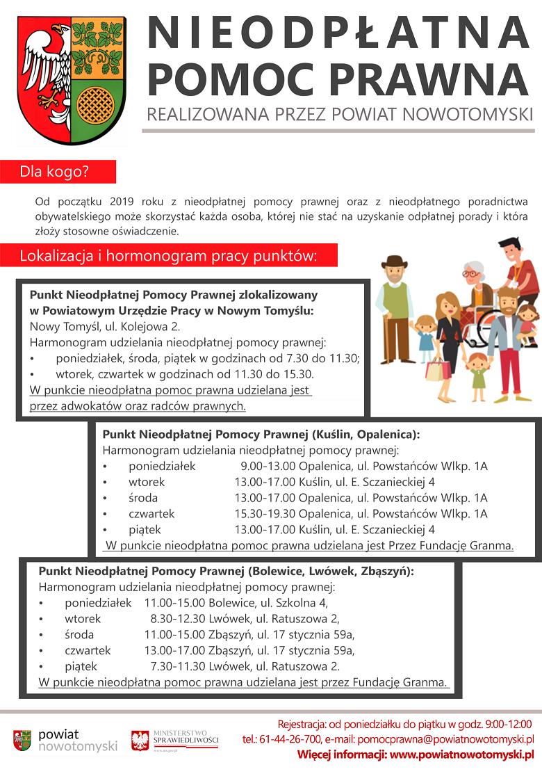 e33abe9087973e Powiat Nowotomyski – Nieodpłatna Pomoc Prawna