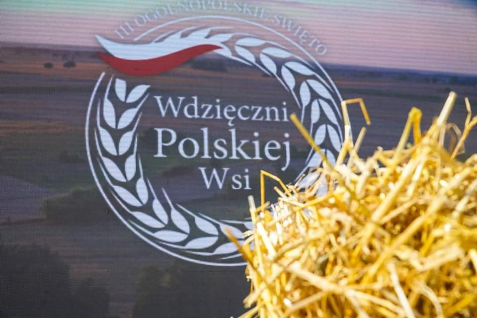 Ilustracja do informacji: Wdzięczni Polskiej Wsi