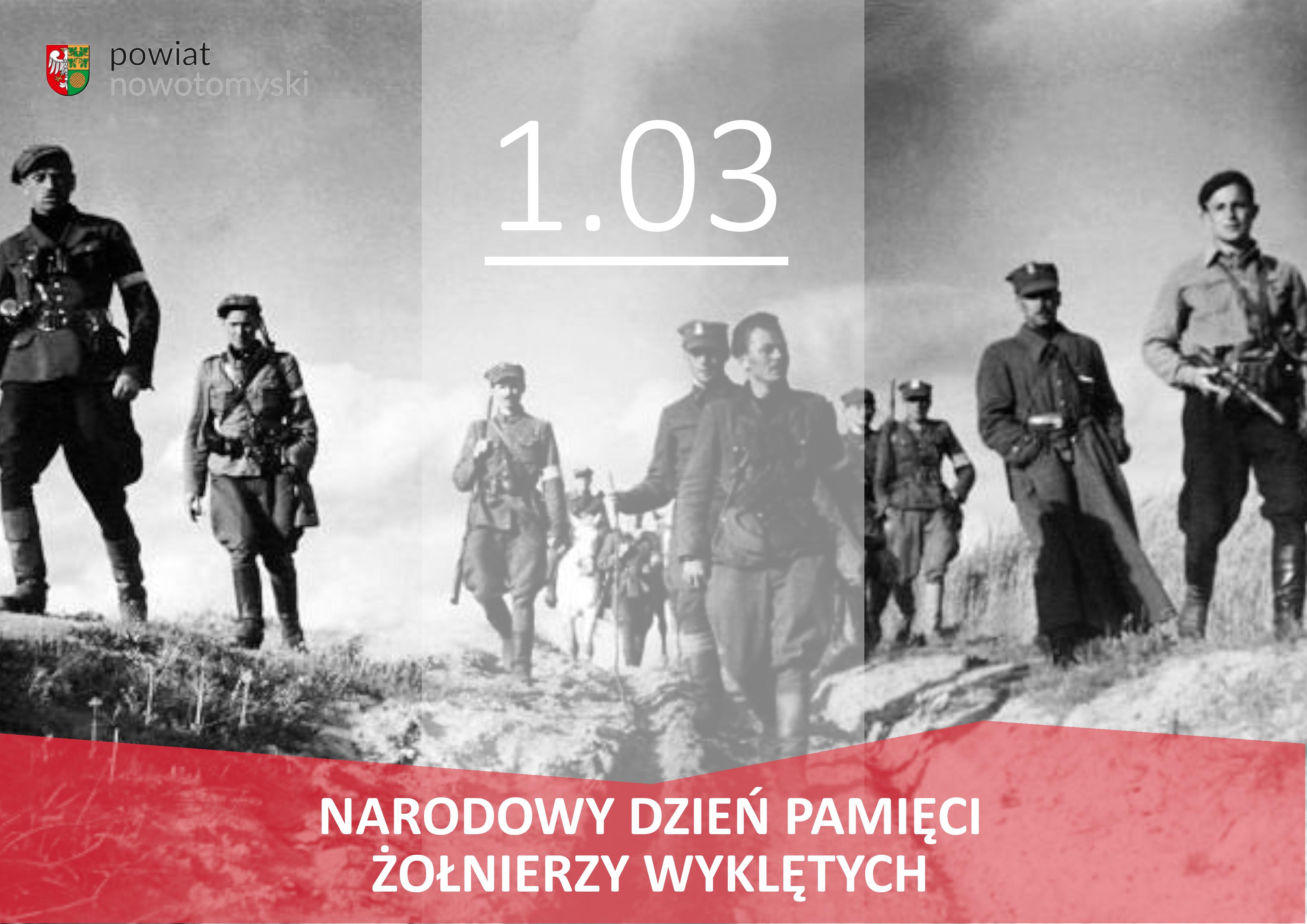"""Ilustracja do informacji: Narodowy Dzień Pamięci """"Żołnierzy Wyklętych"""""""