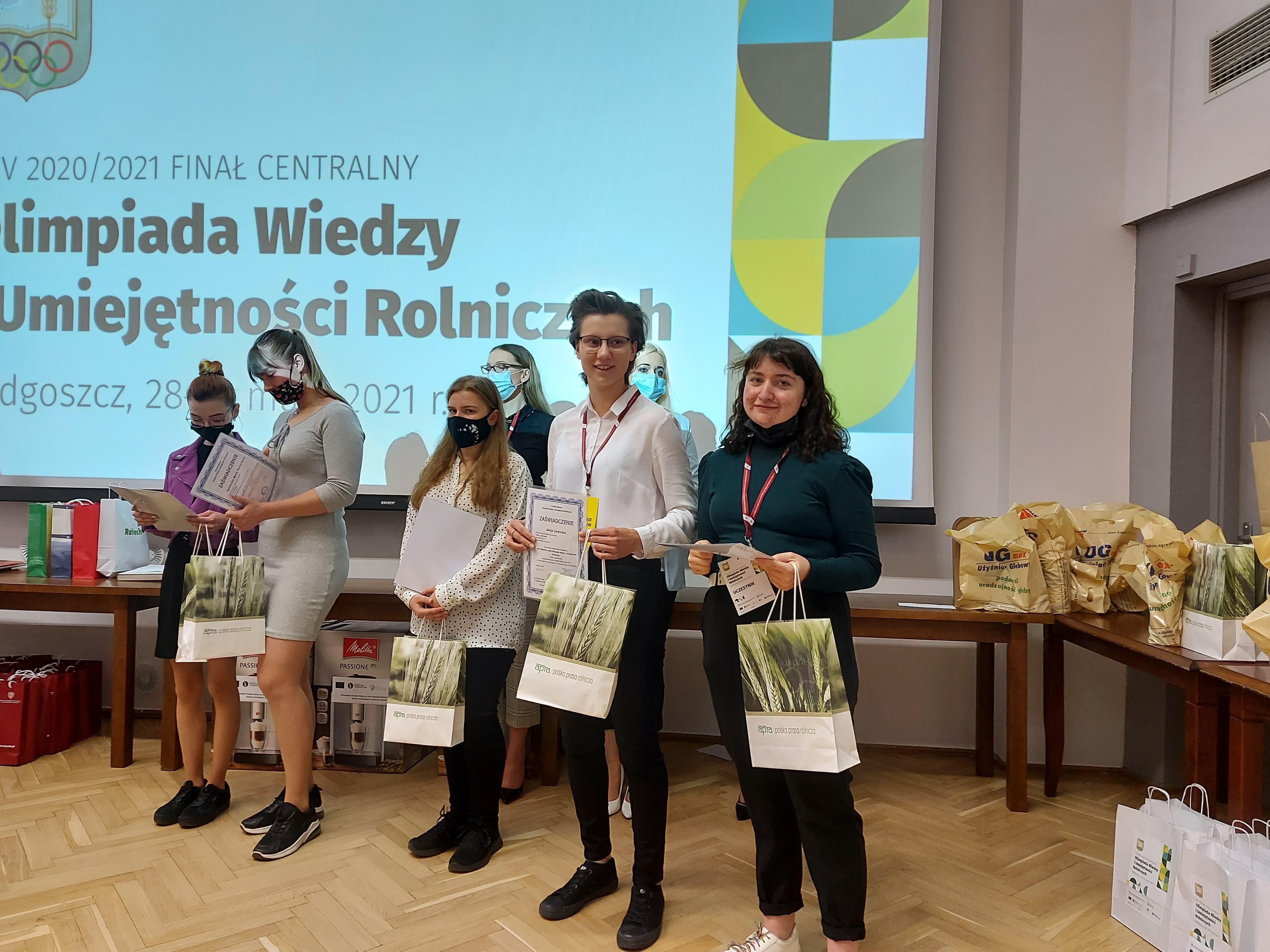Ilustracja do informacji: Historyczny sukces ZSRCKU w Trzciance